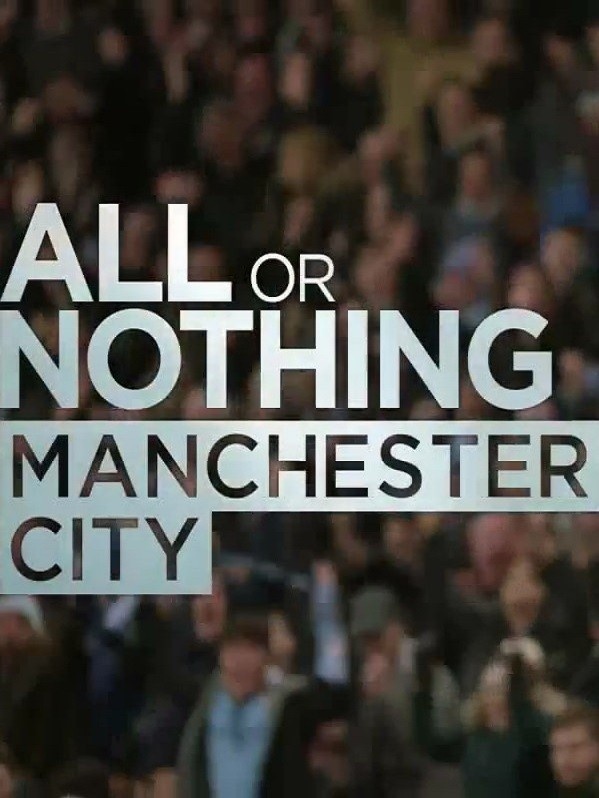 All or Nothing: Manchester City Resimleri