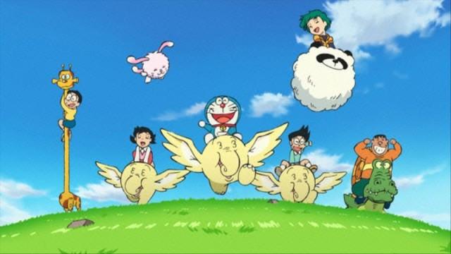 Doraemon: Nobita To Midori No Kyojinden Resimleri