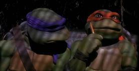 Ninja Kaplumbağalar Resimleri 1