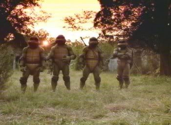Ninja Kaplumbağalar Resimleri 2