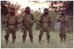 Ninja Kaplumbağalar 3 Resimleri 1