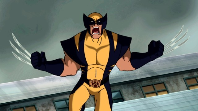 Wolverine And The X-men Resimleri