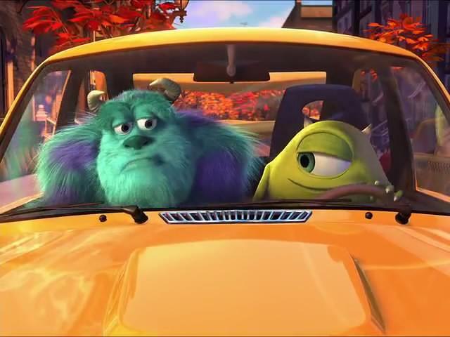 Mike's New Car Resimleri