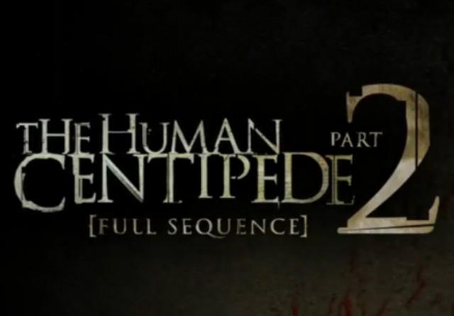 The Human Centipede 2 Resimleri