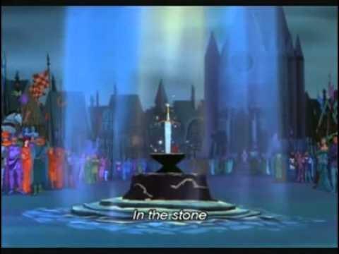 The Sword in The Stone Resimleri 54