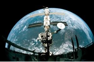 Uzay İstasyonu Resimleri