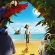 Robinson Crusoe Resimleri 27