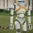 Robot Polis Resimleri