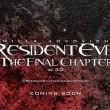 Resident Evil: Son Bölüm Resimleri