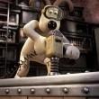 Wallace ve Gromit Yaramaz Tavşana Karşı Resimleri 17