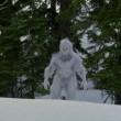 Kardaki Yaratık: Yeti Resimleri
