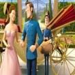 Prenses Lissi ve Karadamı Yeti Resimleri 6