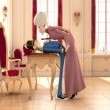 Prenses Lissi ve Karadamı Yeti Resimleri 8