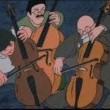 Gauche the Cellist Resimleri