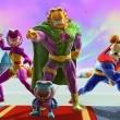 Garfield Süper Kahraman Resimleri 10