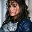 Kedi Kadın Resimleri 20