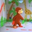 Meraklı Maymun Resimleri 26