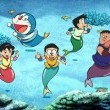 Doraemon The Movie: Nobita's Mermaid Legend Resimleri 1