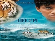 Pi'nin Yaşamı Kamera Arkası